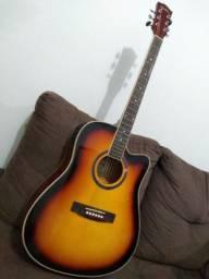 Violão class guitar CLD41CE Sb top