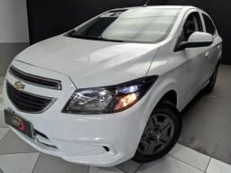 Chevrolet Onix LT 1.0 2015 ar condicionado, direção, trava elétrica, vidro elétrico