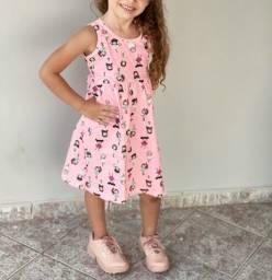 Roupa Vestidos promoção infantil 25,00