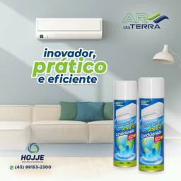 Espuma para Limpeza de ar condicionado