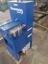 Máquina de fabricação de velas
