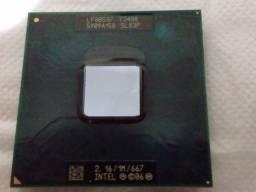 Processador Intel para notebook