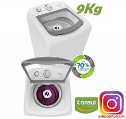 Lavadora de Roupas Consul - 9kg