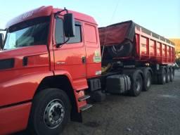 MB Atron 1635 Caçamba