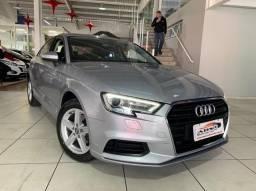 Título do anúncio: Audi A3 1.4 TFSI tiptronic ano 2018 completo