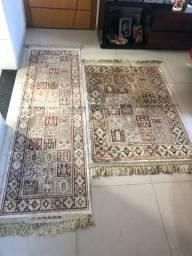 2 tapetes persa