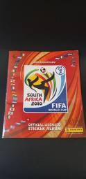 Álbum Copa 2010 - África do Sul