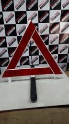 Triangulo Sinalizador de Segurança Veicular Universal