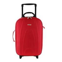 Kit Malas de Viagem com 3 Peças Valentin Vermelha