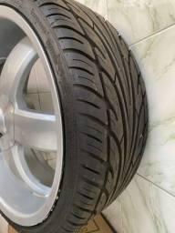 Vendo 04 pneus novos 225/35 Aro 20 R$ 2.200
