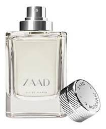 perfume zaad tradicional o boticario, eau parfum 90ml, novo, cx lacrada