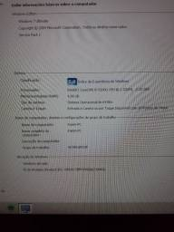 Notebook Dell ispiron 7843 2 em 1