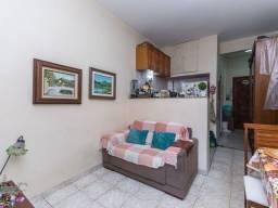 Apartamento à venda com 1 dormitórios em Botafogo, Rio de janeiro cod:13280