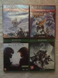 Jogos Ps4 / Xbox (venda/Troca)