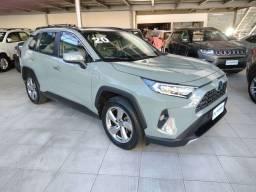 Título do anúncio: Toyota Rav4 Híbrido 2.5 SX 4x4 2020 Blindado nível IIIA Parvi