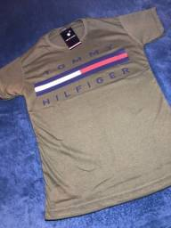 Título do anúncio: Camiseta Masculina Tommy Hilfiger