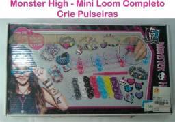 Monster High - Mini Loom Completo