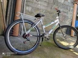 Título do anúncio: Bike semi nova montei ela com peças novas