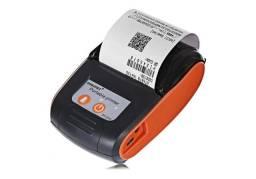 Impressora Térmica Bluetooth + Case de brinde