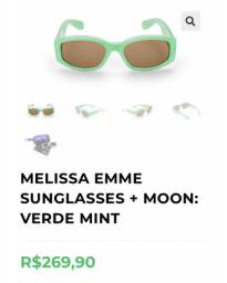Óculos Melissa +Moon