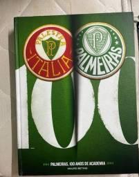 Palmeiras - 100 Anos de Academia