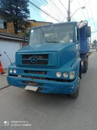 Mercedez Benz L 1620 truck Basculante Caçamba