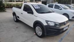 Título do anúncio: VW Saveiro Robust !!!! IPVA 2021 pago