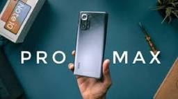 Título do anúncio: Note 10 Pro Max Azul/Preto/Bronze 6+128Gb Índia 108MP Câmera
