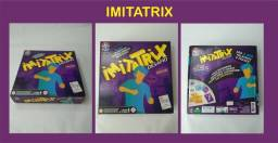Título do anúncio:  Jogo Imitatrix - Nunca foi usado
