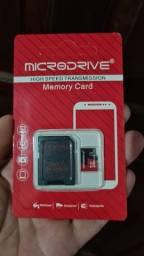Título do anúncio: Cartão de memória classe 10 (Novo) 8GB 16GB 32GB