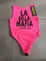 Body feminino Labellamafia original Nova