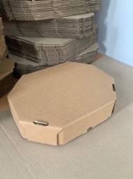 Caixa de papelão para galeto