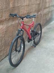 Bicicleta MTB full suspension Aro 26 top