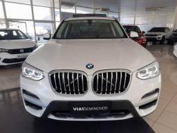 Título do anúncio: BMW X3 Xdrive20i 2.0 BiTurbo - 2020 - Exxxtra C/ Apenas 9.000km