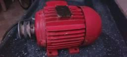 Motor Trifásico 0,75 cv WEG