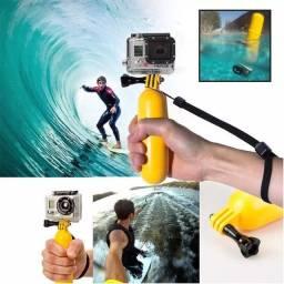 Monopod Bastao Flutuante GoPro Câmeras de Ação