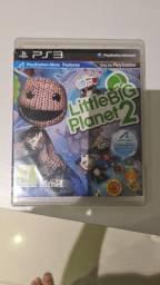 Jogo PS3 Little Big Planet 2
