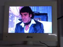 TV monitor 14 polegadas