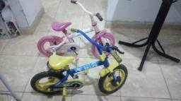 Título do anúncio: Vendo bicicleta infantil no precinho.