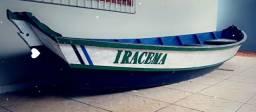 Canoa Nova Ótima para Pescaria em Madeira Primeira.