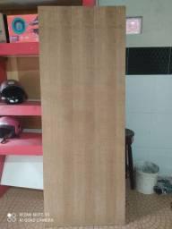 Porta de madeira Angelim 2,10 x 0,80cm