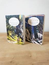 Senhor dos Anéis Volumes 01 e 02 ( usados )