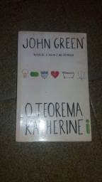 Título do anúncio: LIVRO, O TEOREMA DE KATHERINE.