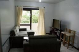 Apartamento em Torres / RS - 2 dormitórios - Vista para o Rio Mampituba - Com sacada