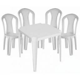 Título do anúncio: Jogo de Mesas e Cadeiras para Festas e Eventos em Campinas
