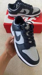 Título do anúncio: Nike Dunk Low Georgetown P&B Size 40