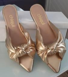 Rasteira Dourada