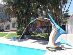 Título do anúncio: Excelente casa em Muriqui com piscina quiosque local amplo