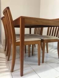 Cadeiras de Madeira Tok e Stok