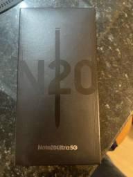 Título do anúncio: Samsung Note 20 ultra 5g
